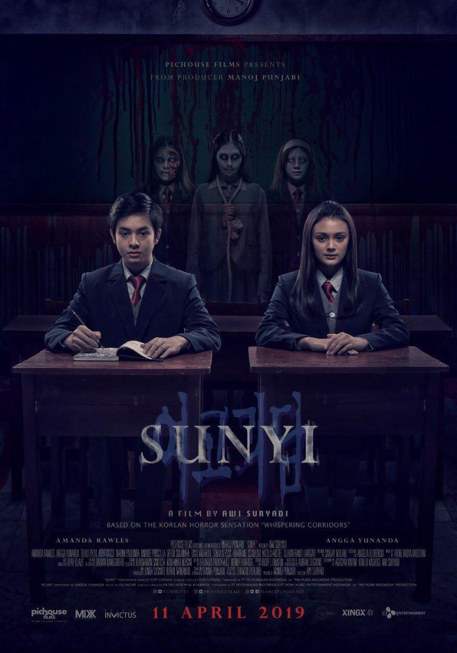 Pin oleh Ejha Rawk di Poster film Indonesia | Film horor ...