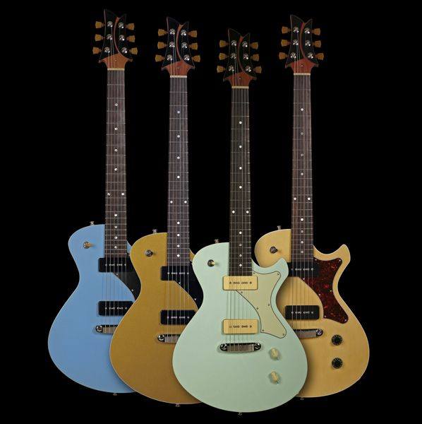 Frank Hartung Guitars Junico Guitar Luthier Guitar Electric Guitar