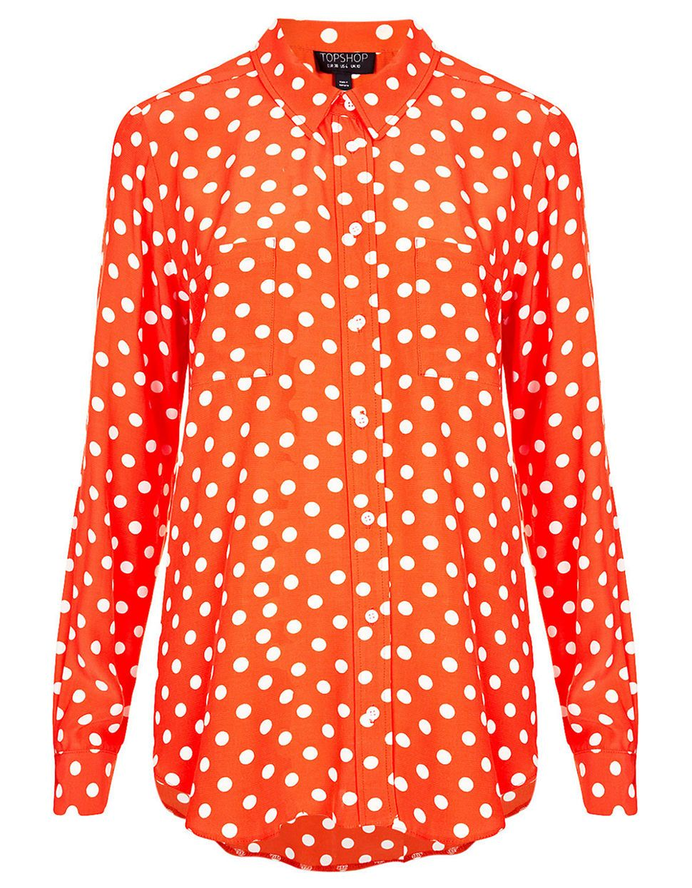 Women's | Clothing | Longsleeve Spot Shirt | Hudson's Bay