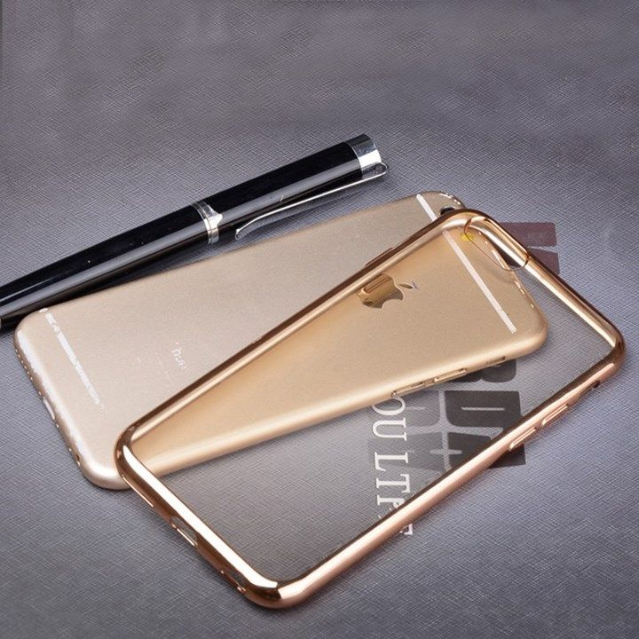 Price: Rs. 650 (Cash on Delivery)  Electroplated Borders Clear Soft TPU Case Available in: iphone 5 5s 6 6s 6plus 6s plus Samsung s6 s6 edge s6 edge note 3 note 4 note 5 j5 j7 grand prime How to place order: - Inbox us on Facebook - Whatsapp us : 03064744465 - On Website(OrderNation): http://ift.tt/1PrWoCy - http://ift.tt/1MNMhRR