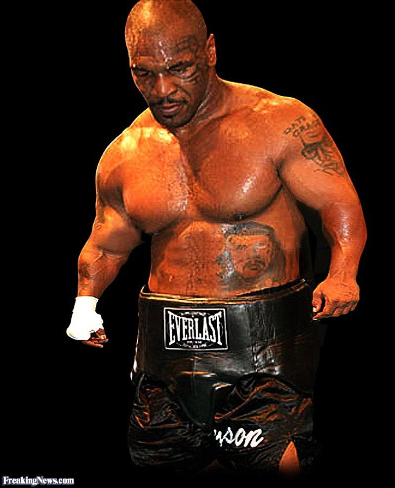 588426a1b Mike Tyson with Short Arms | CCAPE | Mike tyson, Arms, Statue
