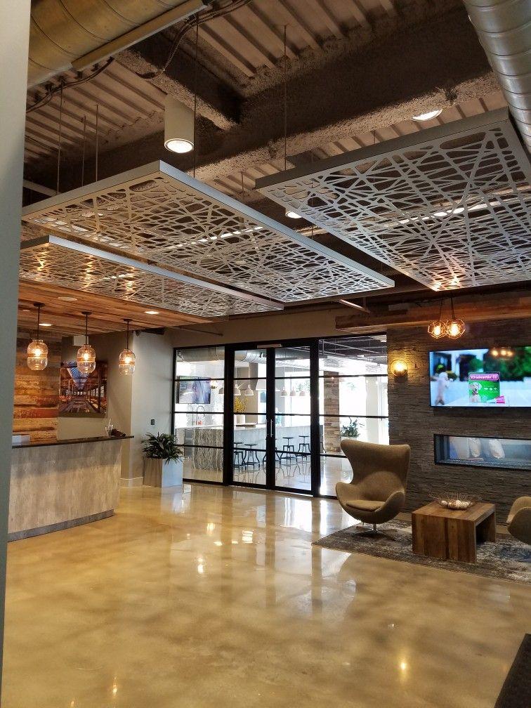 Decorative Screen Aluminum Composite Suspended Ceiling