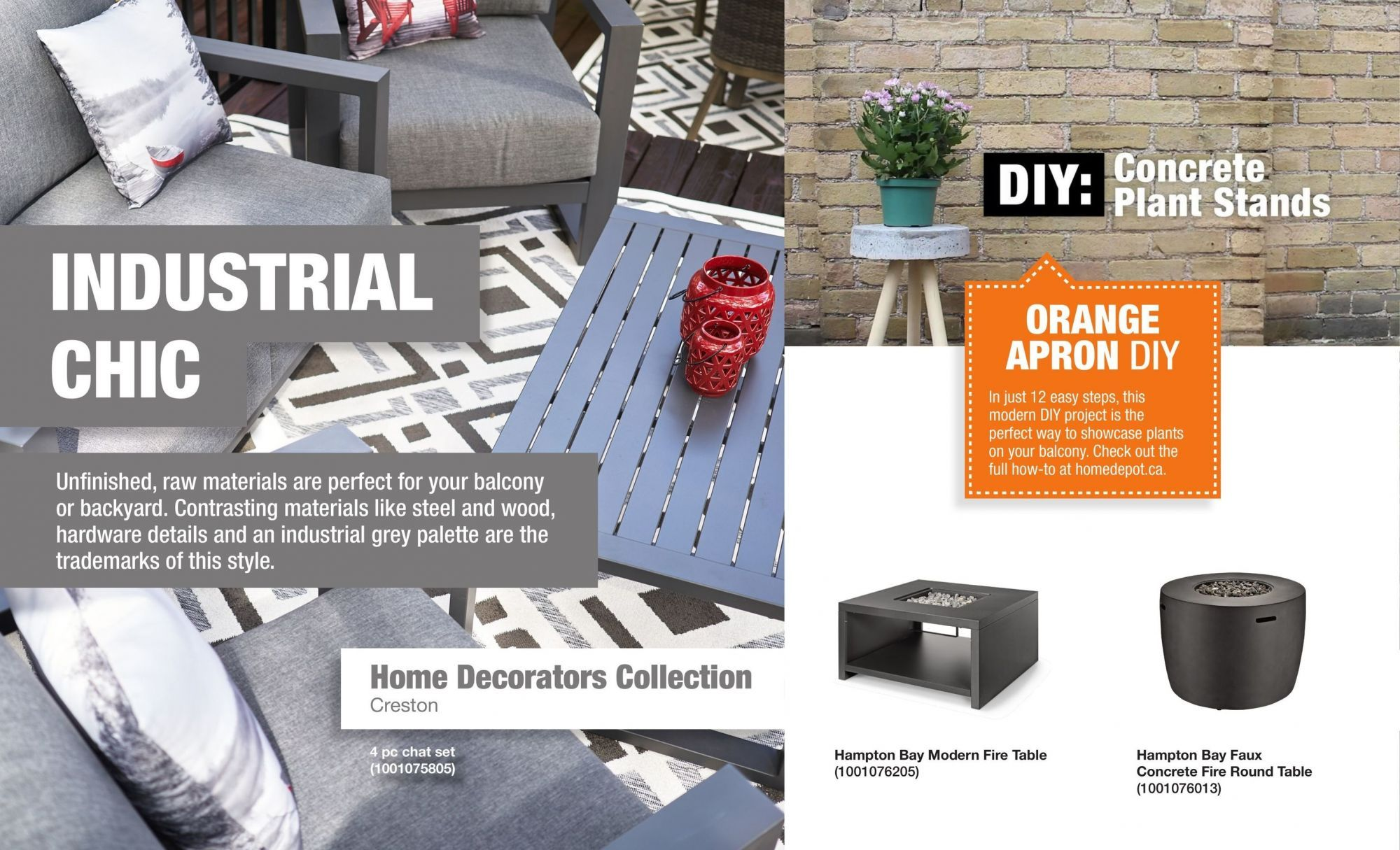 Flyer Home Depot Spring Look Book Canada From Saturday May 5 2018 To Wednesday May 30 2018 Flyer Home Depot Home Depot Store