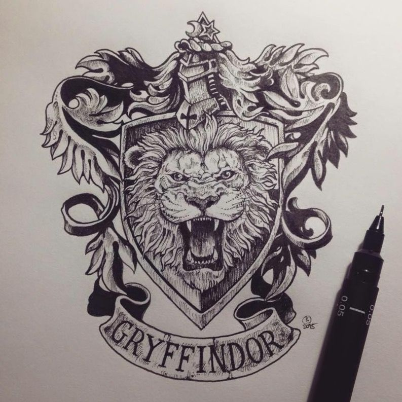 Pin by God's Girl😇 on Drawing Harry potter illustrations