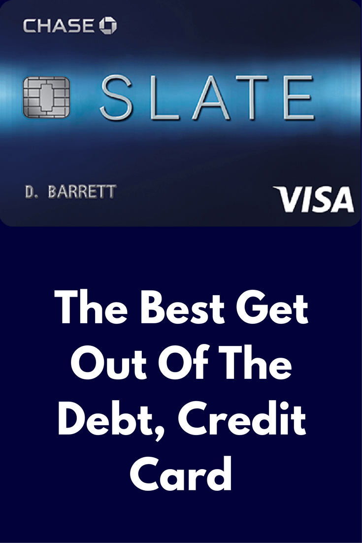 Chase Slate Credit Card, Application, Benefits, Offers