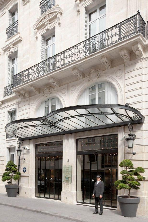 La Maison Champs Elysees Paris Hotel Progettato Da Martin