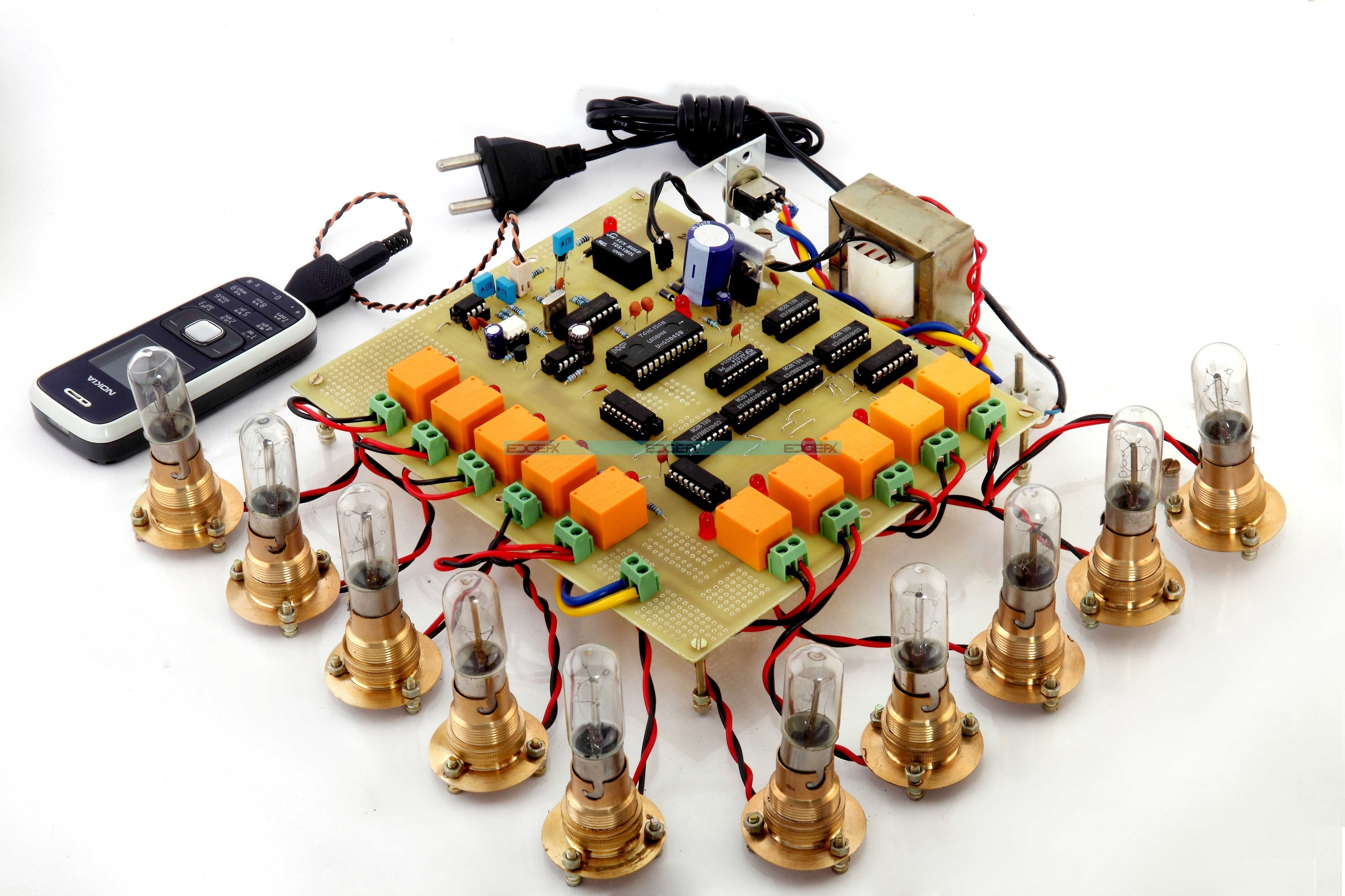 Rf based home automation system project | Écriture in 2019
