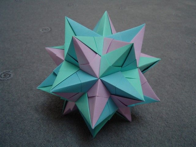 How to Make an Origami Lucky Star - Red Ted Art - Make crafting ... | 480x640