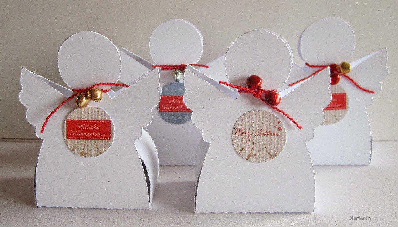Projekt Mit Ferrero Rocher Engel Verpackungen Pinterest