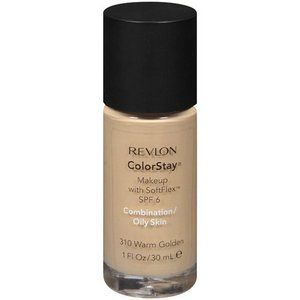 Revlon Colorstay With Softflex 310 Warm Golden (my current shade, warm, my go to foundation)