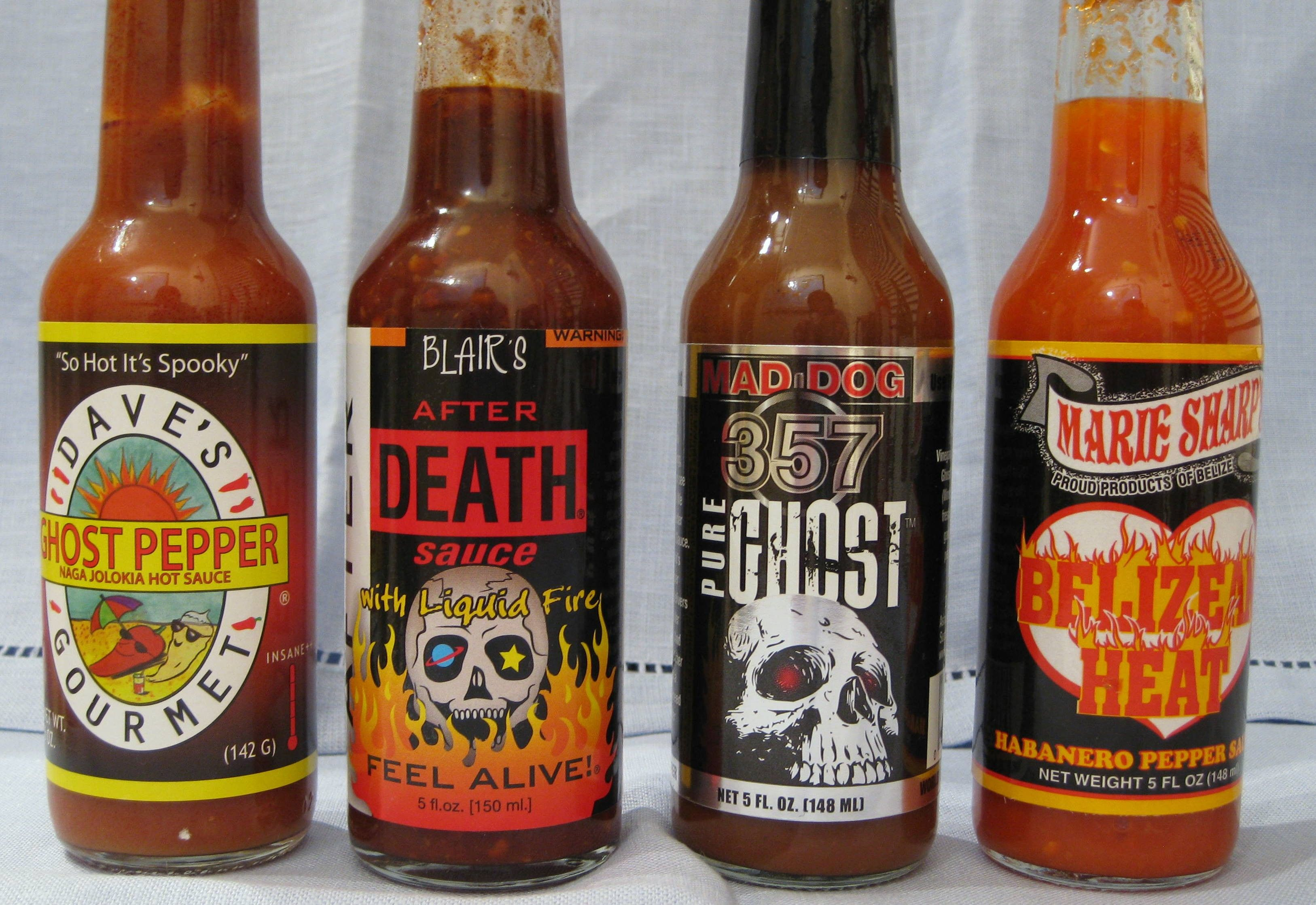 Top 5 Hot Sauces That Will Make You Cry Like a Baby
