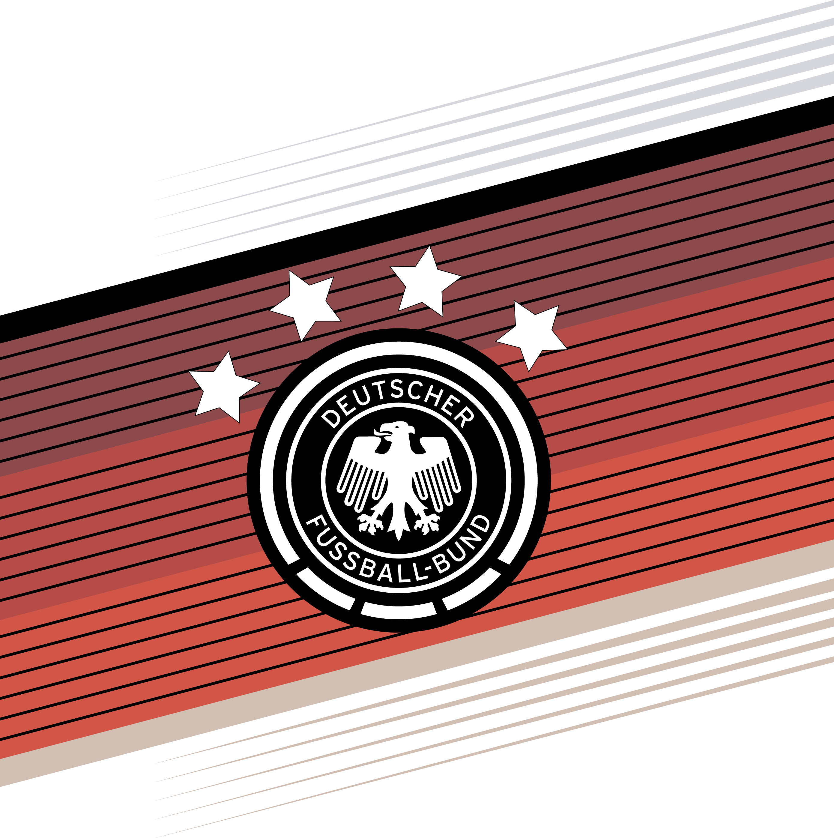 Germany football logos pinterest germany voltagebd Image collections