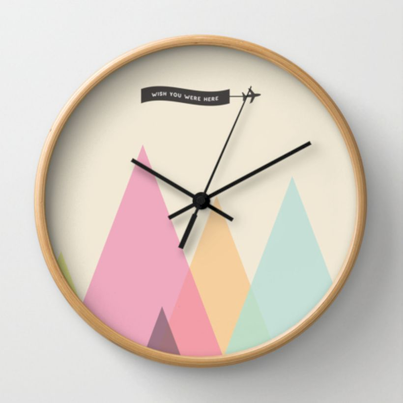 60 Unique Wall Clock Designs Ideas To Makes Your Home Looks Fun Roundecor Clock Design Wall Clock Design Unique Wall Clocks