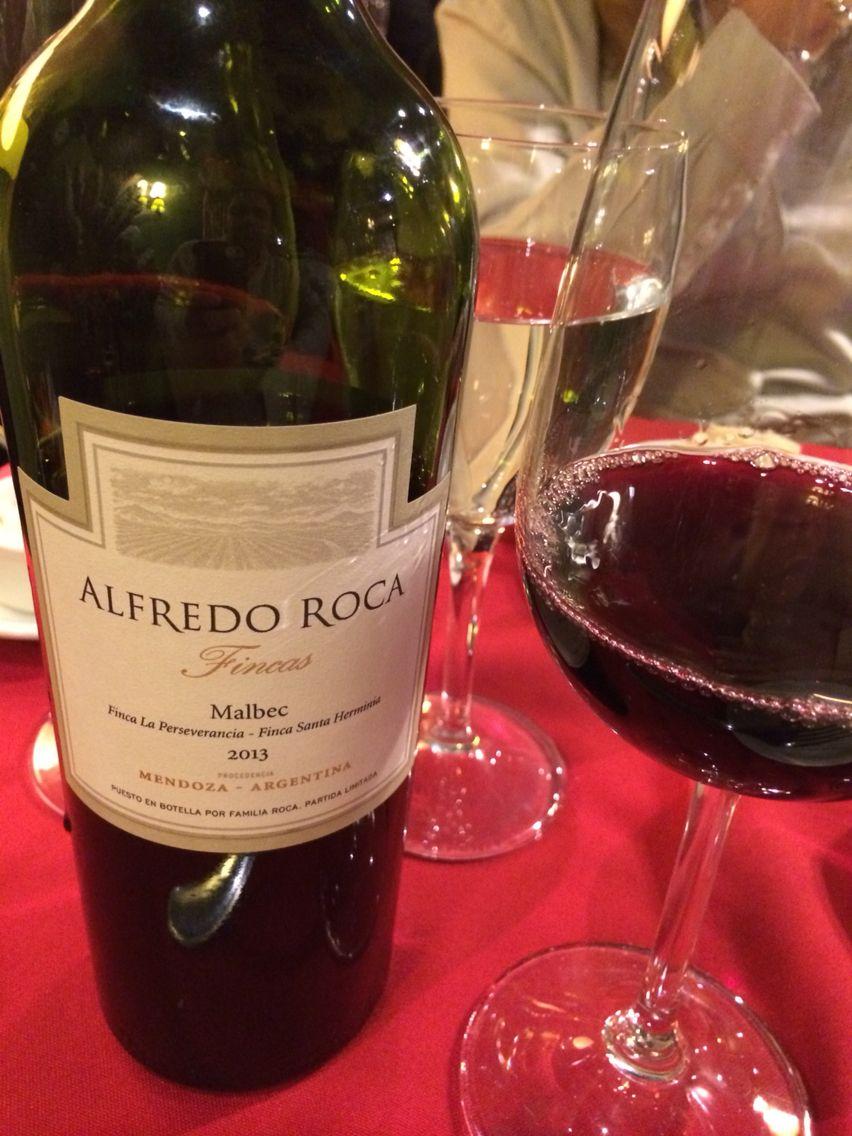 Alfredo Roca En Bariloche Vinhos