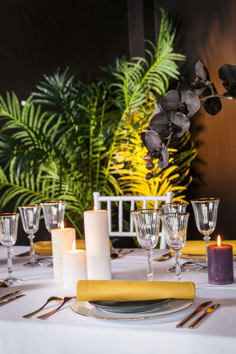 Table Jardin d\'Hiver. Donnez une touche urban jungle à votre table ...