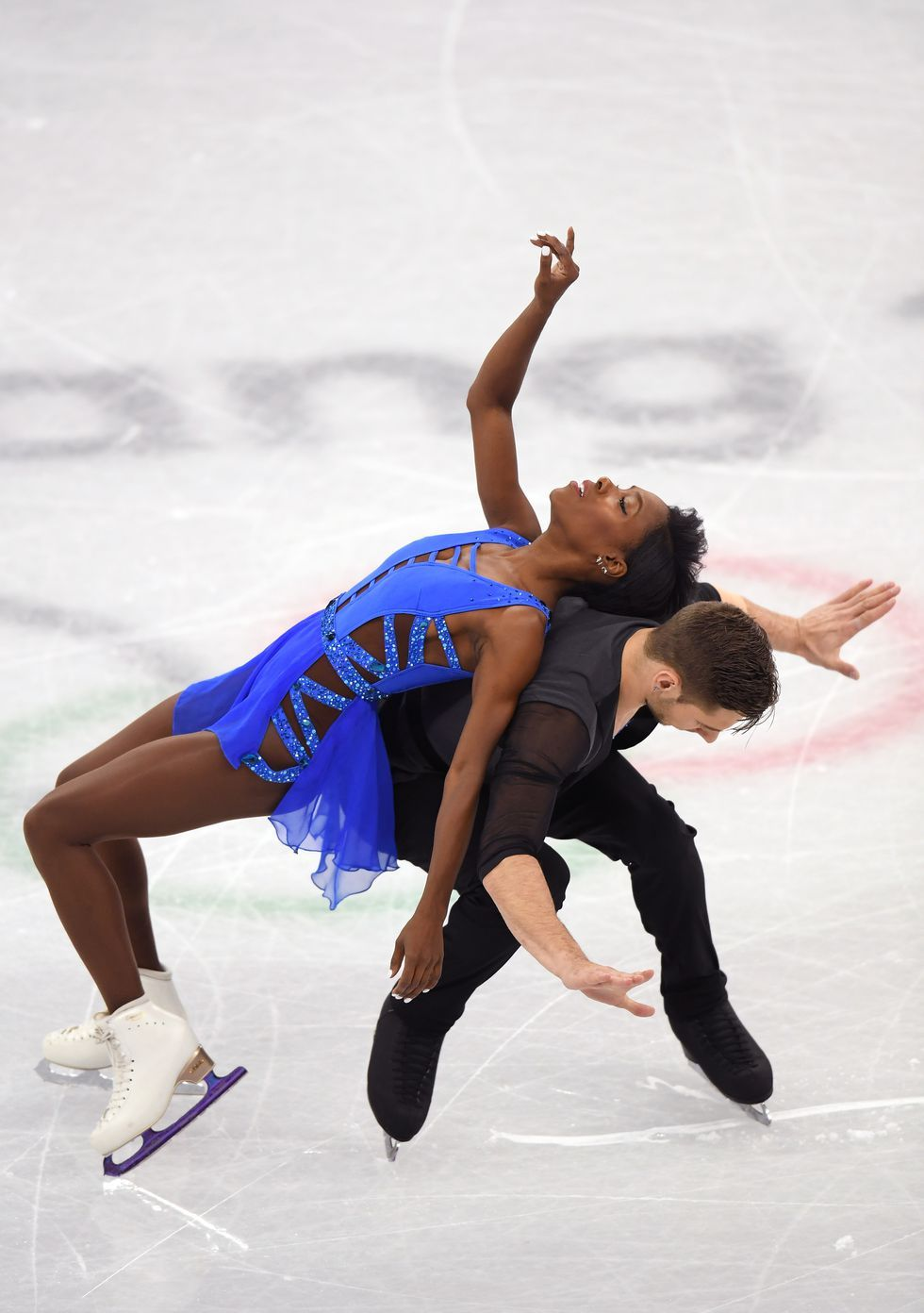 40 Best Skating Costumes - 2018 Winter Olympics Bedazzled Costumes f1f986d40