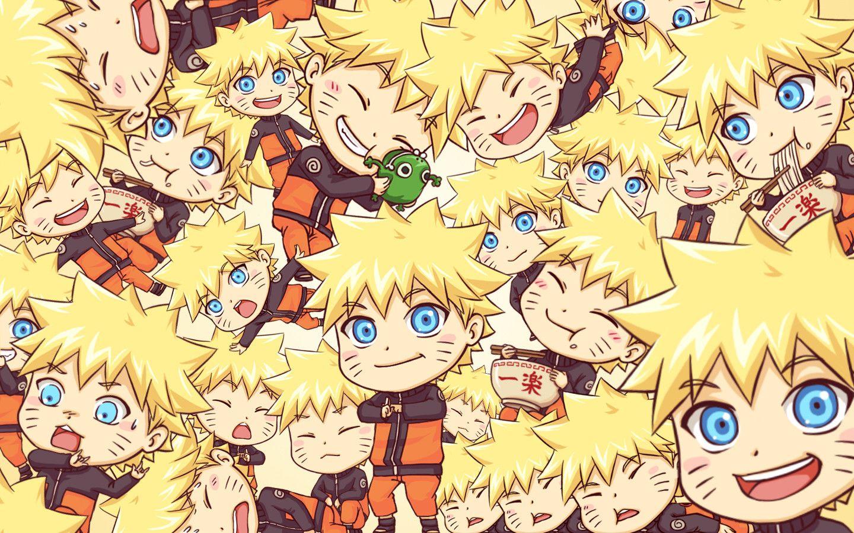 The Magic Of The Internet Naruto Cute Naruto Wallpaper Uzumaki Wallpaper Anime chibi laptop wallpaper