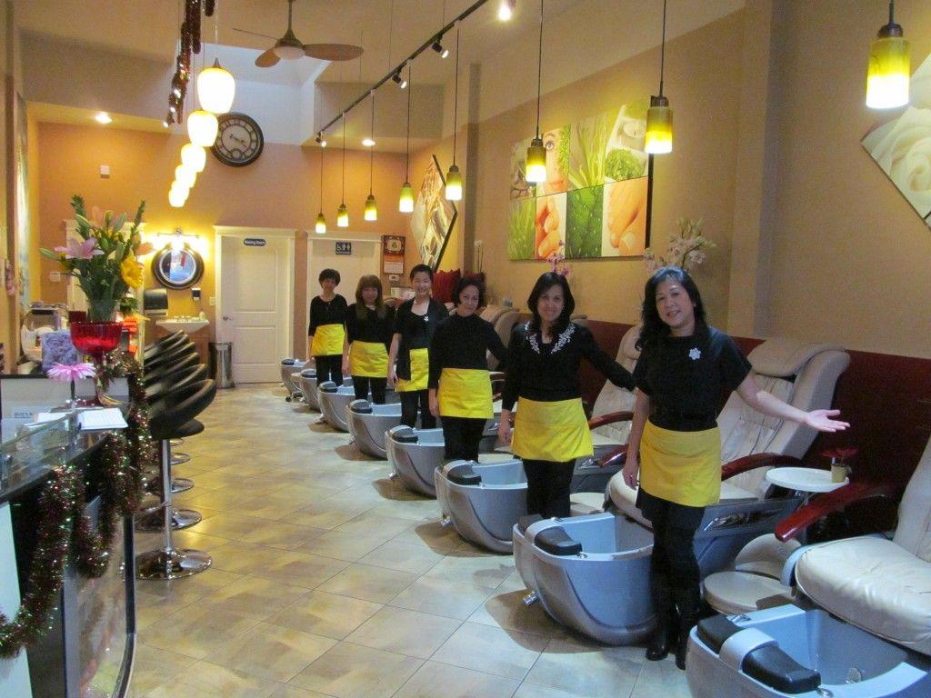 Best Spa, Nail Salon, Beauty Salon in Portland Mimosa Nail Bar is ...