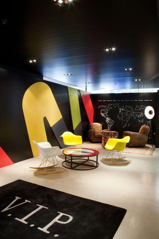 Gallery Of Wayra Estudio Qa 12 Office Interior Design Hotel Interior Design Interior Architecture Design