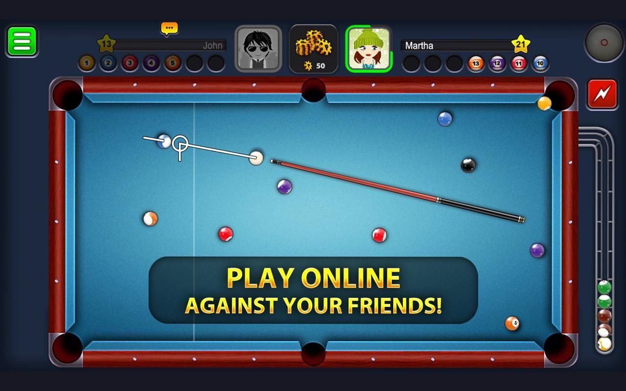 8 Ball Pool Fur Pc Online Kostenloser Download Des Spiels Windows 7 8 8 1 10 Download Kostenloser Online Spiels W In 2021 Pool Games Pool Balls Pool Coins