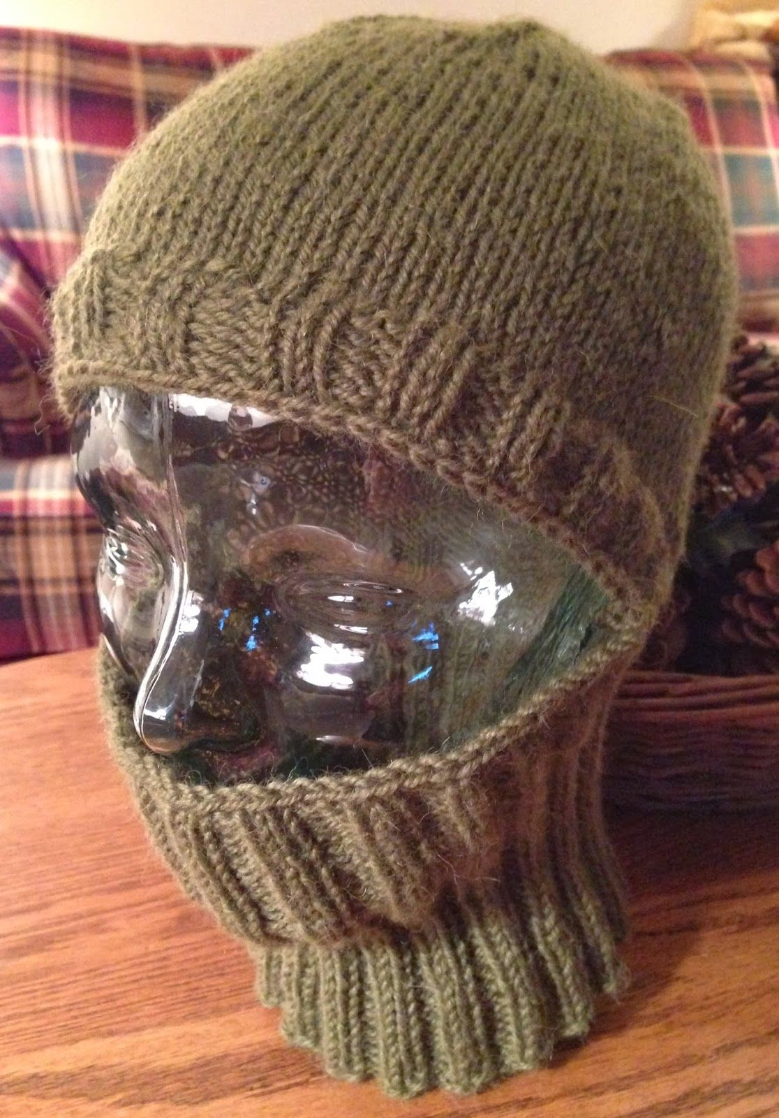 Celtic Heart Knitting and Quilting: Balaclava Helmet Liner ...