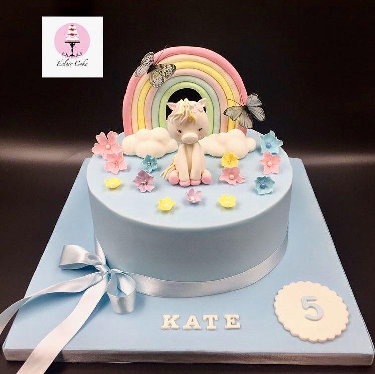 Happy 5th My Darling Kate Happybirthday Birthdaycake Birthdaygirl
