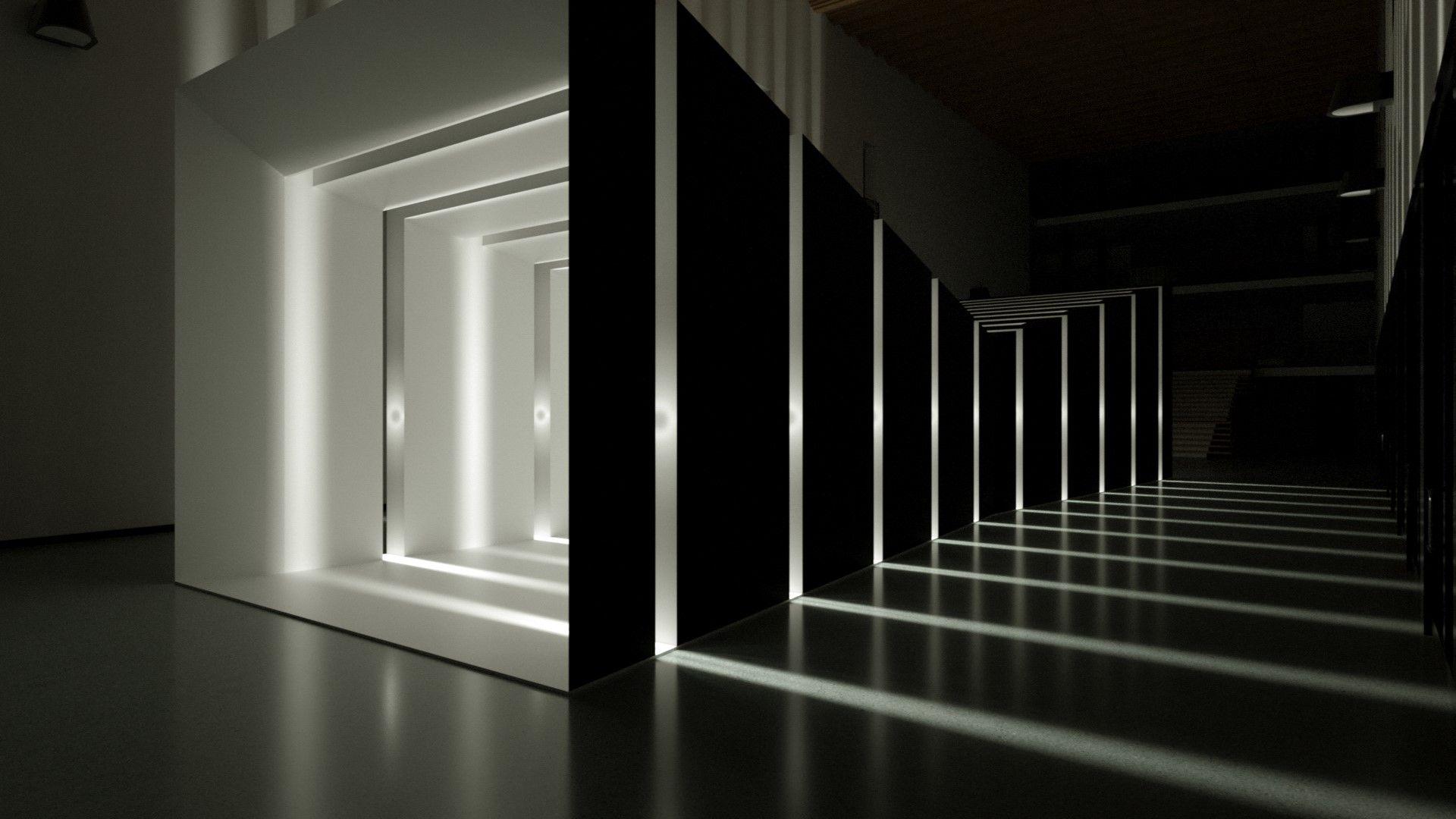 iguzzini trick push the boundaries. Black Bedroom Furniture Sets. Home Design Ideas