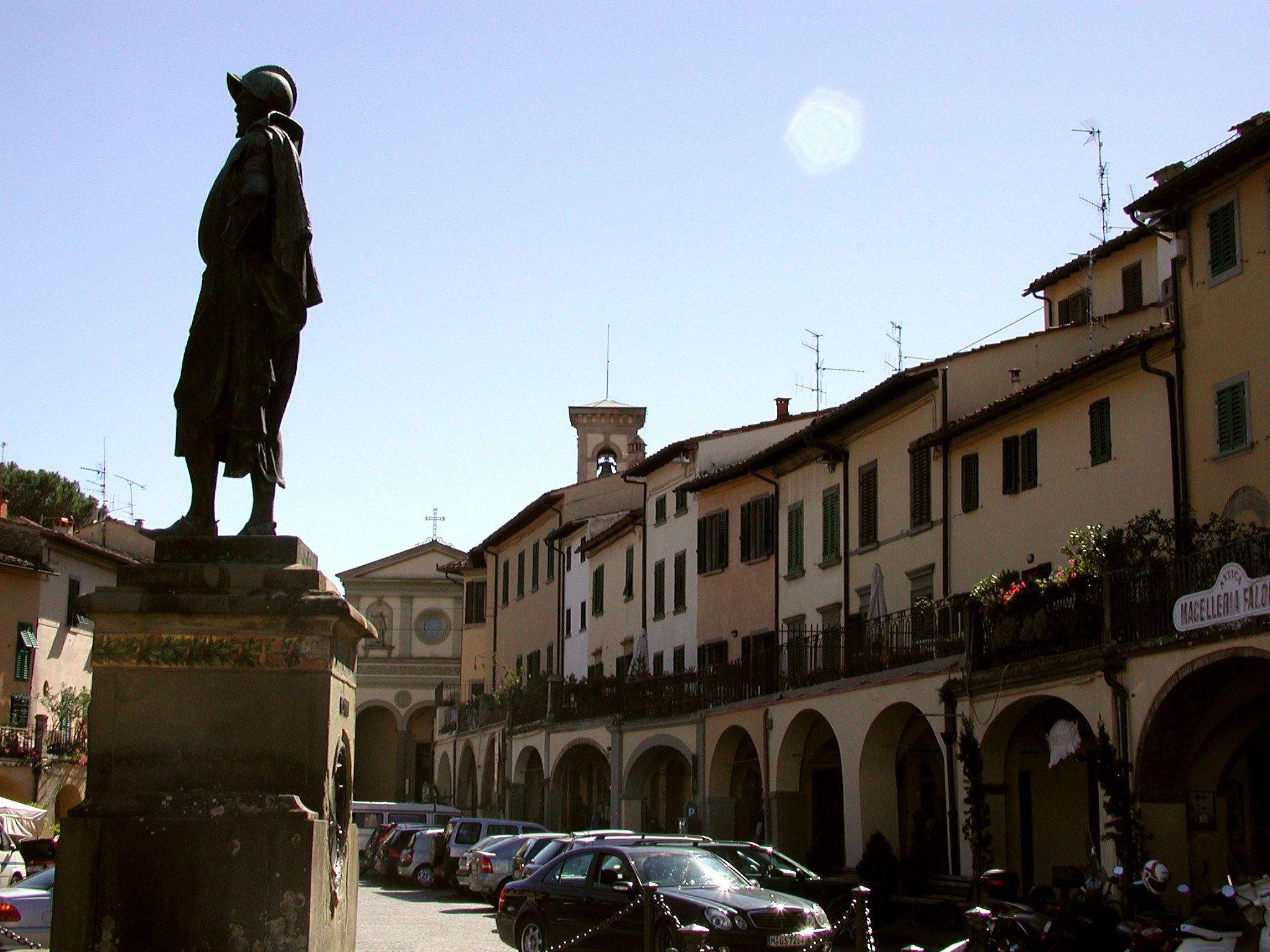 Greve in Chianti Greve in chianti, Favorite places