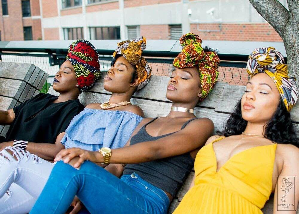 Wrap Queen | Modern Head Wraps | Womens Clothing | Accessories