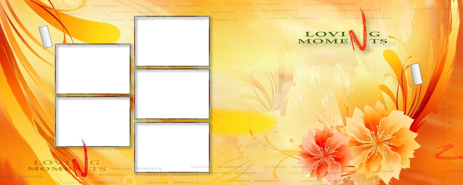 Karishma Wedding Album Design in Photoshop PSD | Album | Pinterest ...
