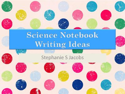 Science Notebooks - Writing Ideas from Simply Scientific on TeachersNotebook.com -  (14 pages)