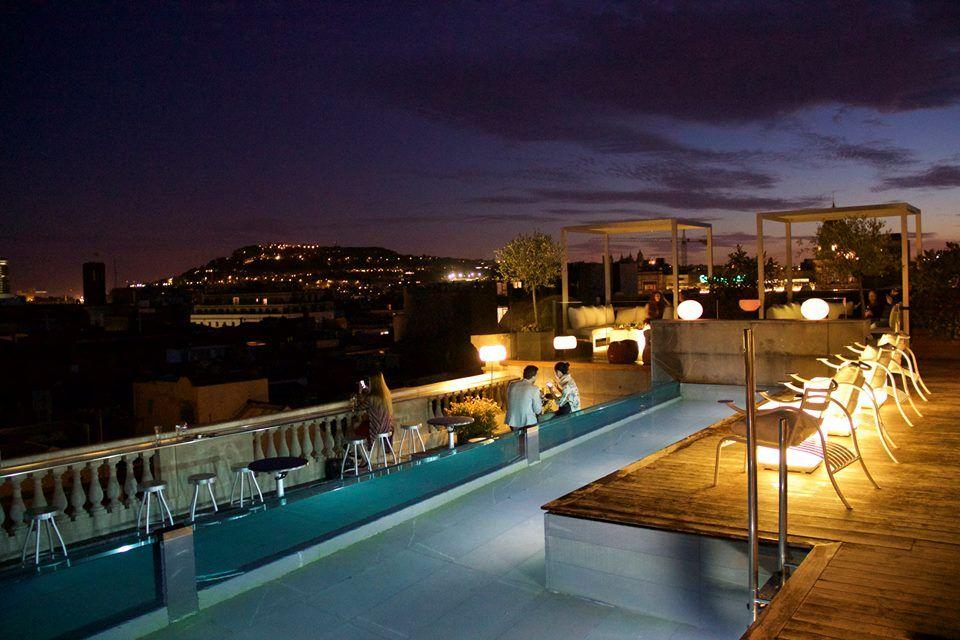Top 5 Terrazas En Hoteles Con Encanto En Barcelona 2016 Nomolesten Com Hoteles Hotel Con Encanto Terrazas