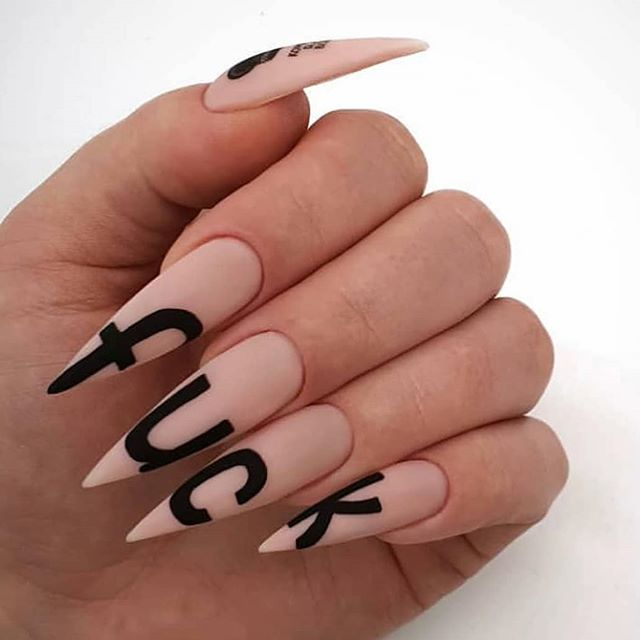 35 summer can also be recommended with Frosted nail style - Page 11 of 35