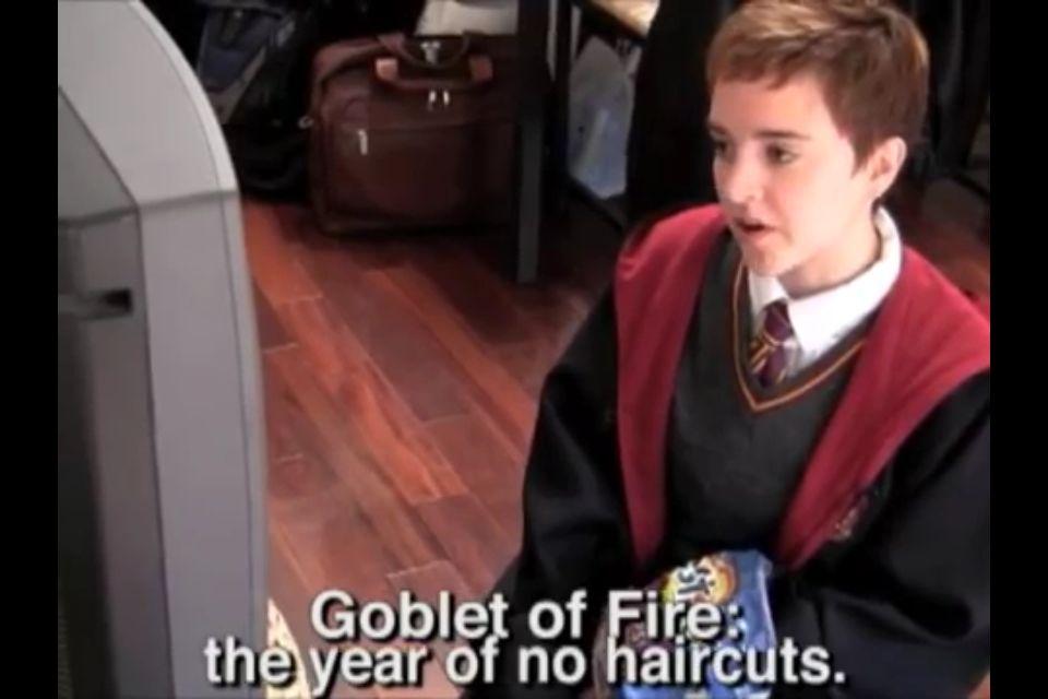 So true Tessa Netting Harry Potter