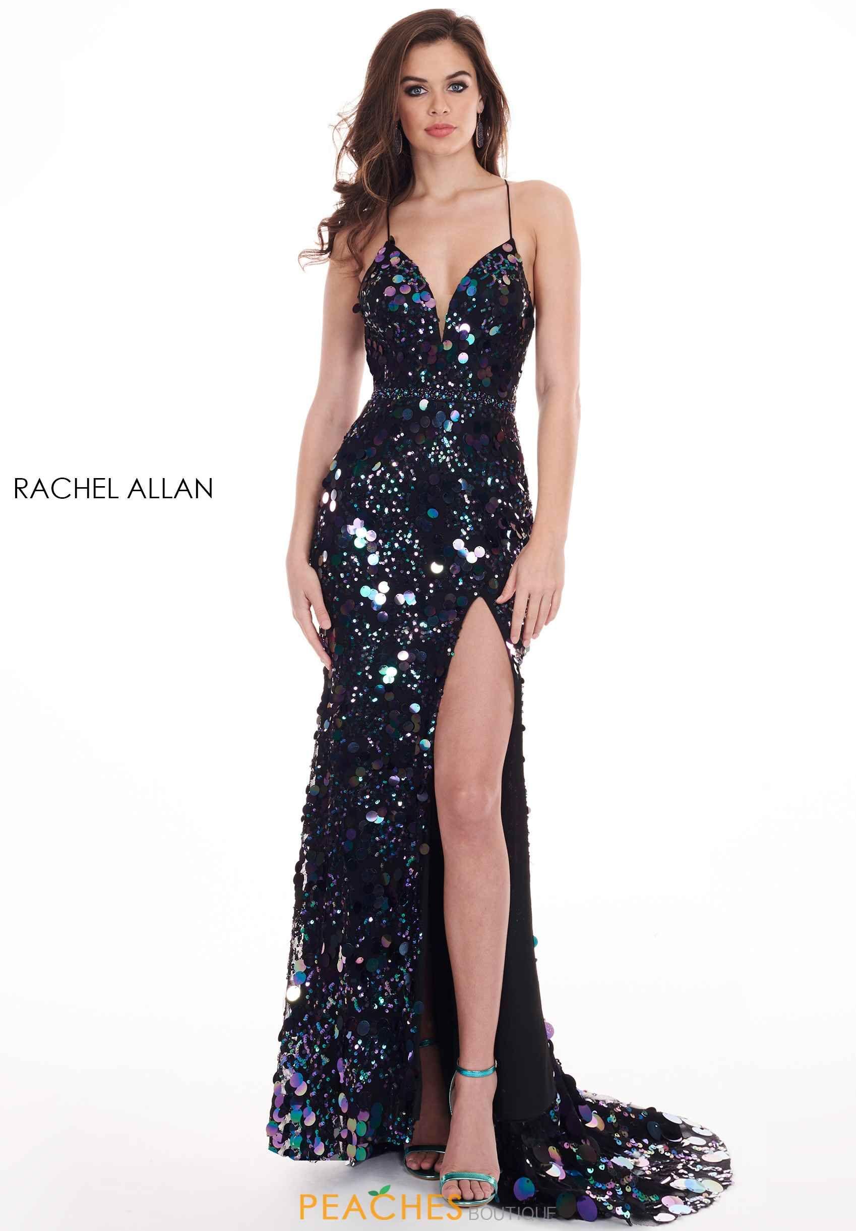 Rachel Allan Prom Dresses Peaches Boutique Elegant Backless Dress Formal Dresses Rachel Allan Prom Dresses [ 2441 x 1698 Pixel ]