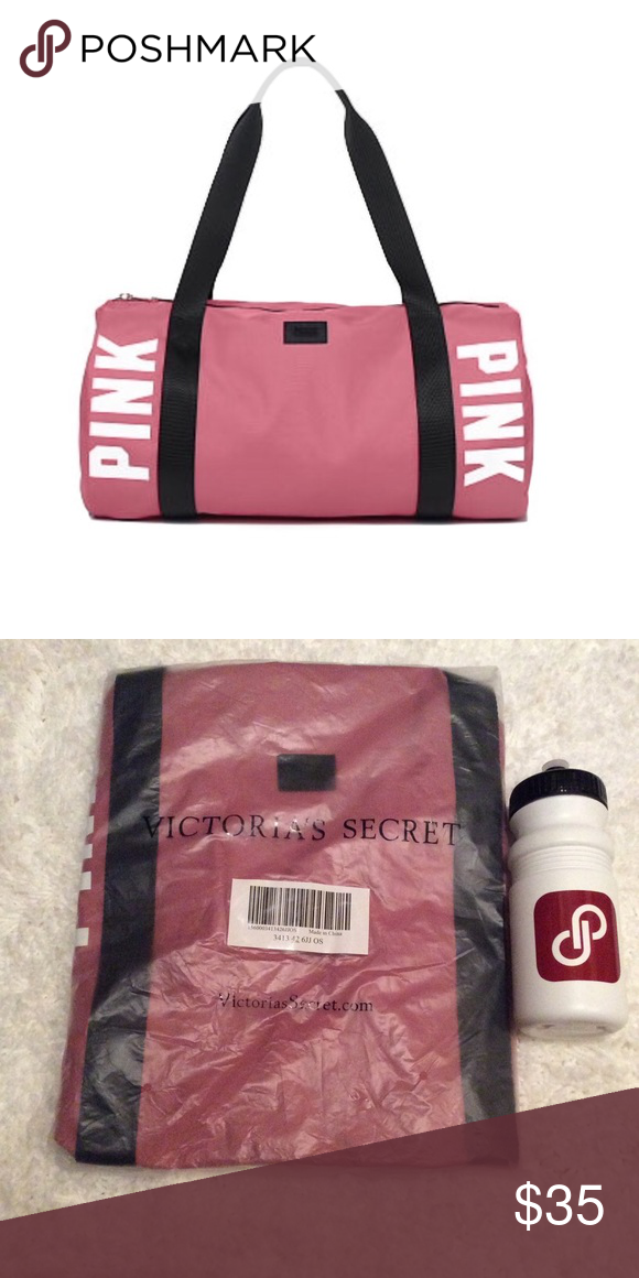 b75a0a2dfd Victoria s Secret PINK Gym Duffle Bag 🆕 Victoria s Secret PINK Gym Duffle  Bag. Color