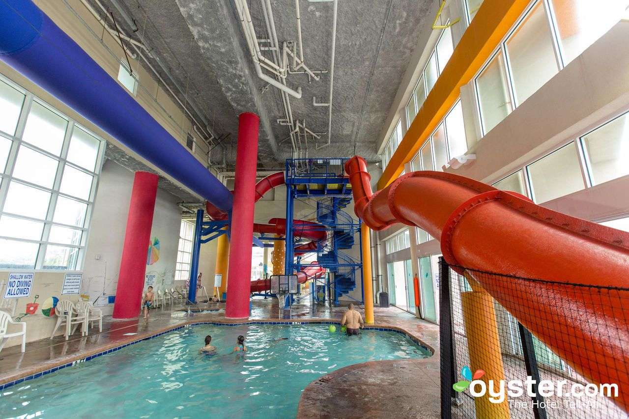 6 Hotel Water Parks In Myrtle Beach That Are Making A Splash