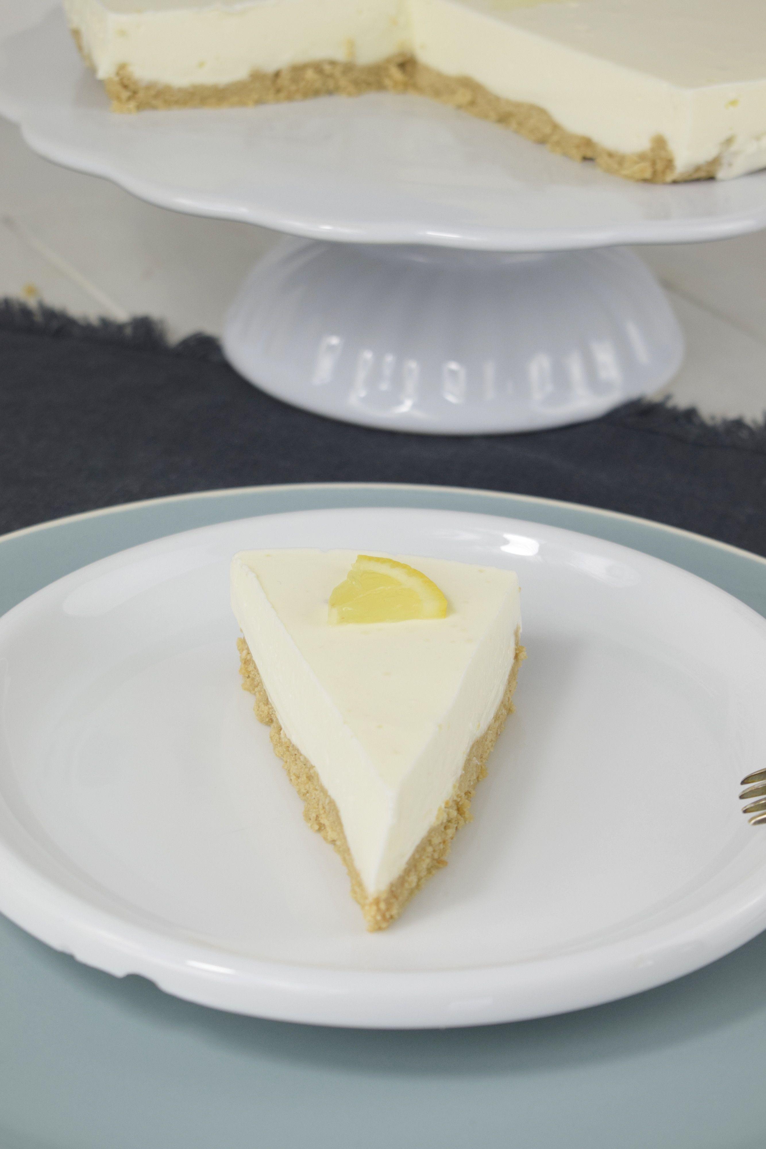 Frischkäse Torte ohne Backen Rezept
