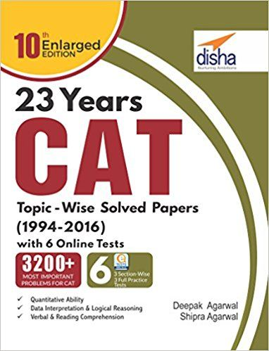 top 10 best books to prepare for cat cat exam preparation books governmentjobsindia