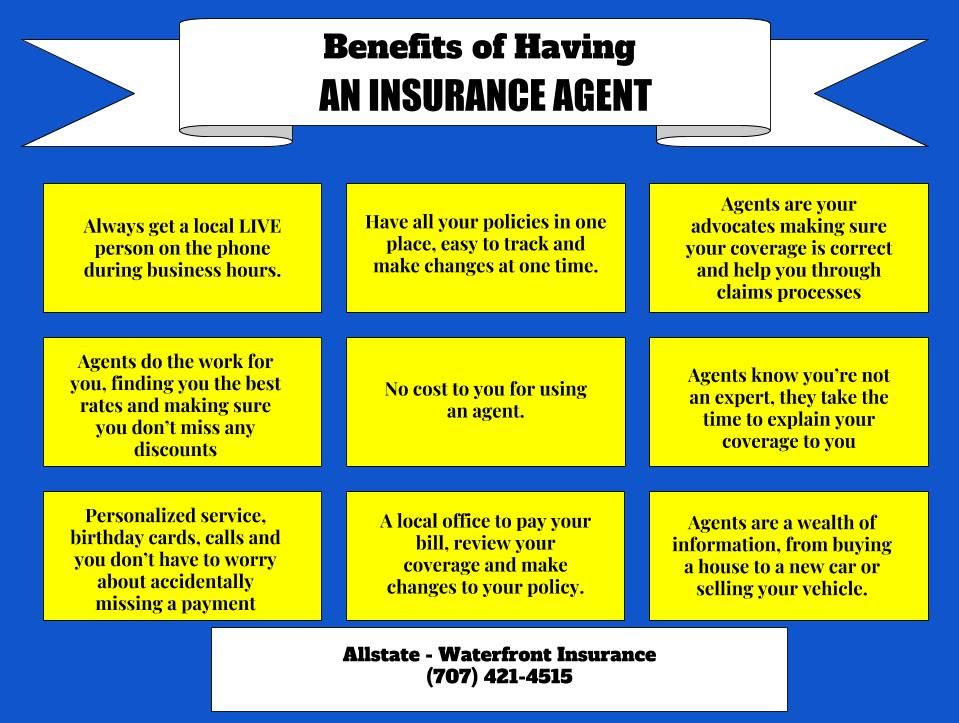 There Are Many Reasons Why You Should Choose An Insurance Agent