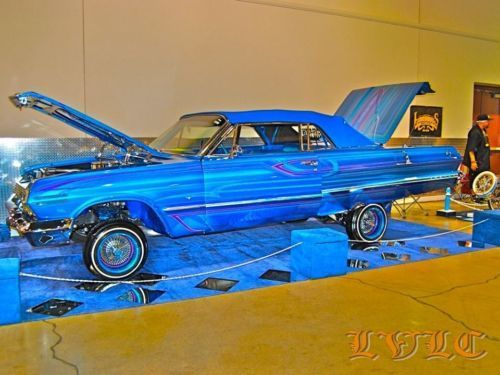 Purchase New 1963 Convertible Impala Lowrider In Las Vegas Nevada