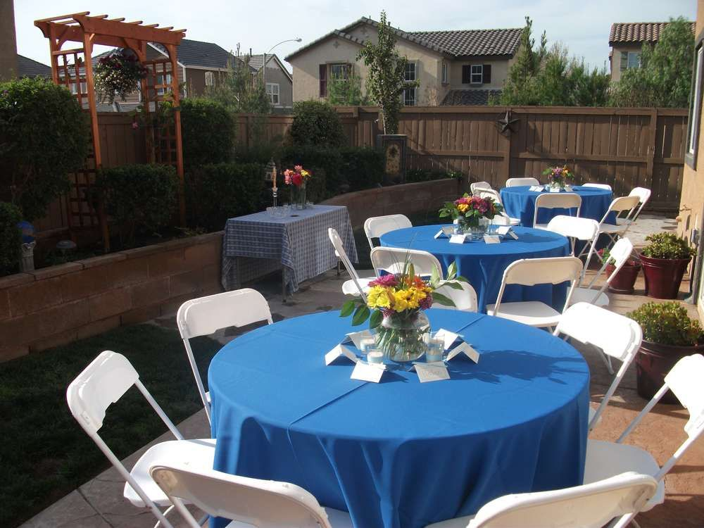decorating ideas for backyard party | backyard design and backyard