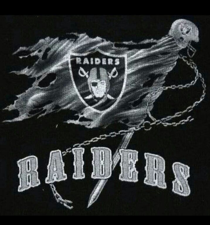 Raiders Oakland Raiders Logo Oakland Raiders Nfl Raiders
