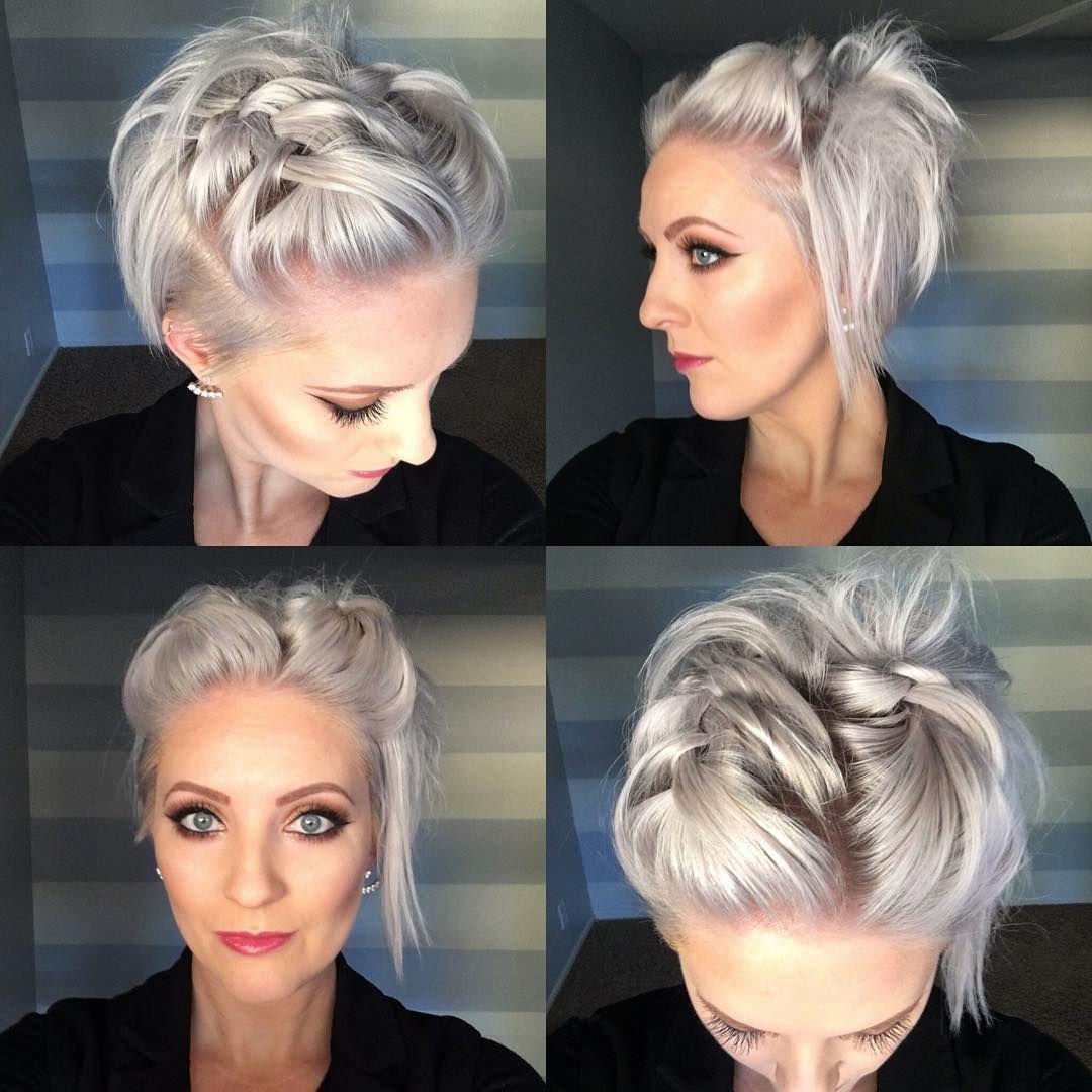 Pixie Hair Style Wedding: Emilyandersonstyling