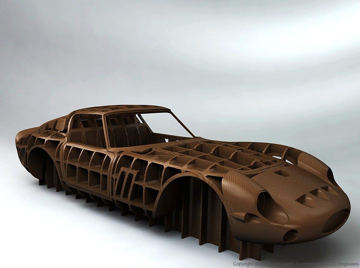Ferrari 250 GTO hammer form buck | Concept cars | Pinterest | Oldtimer