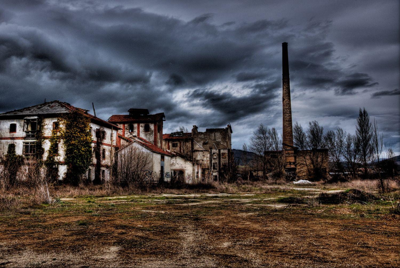 Espectaculares lugares abandonados en espa a abandonados - Casas espectaculares en espana ...