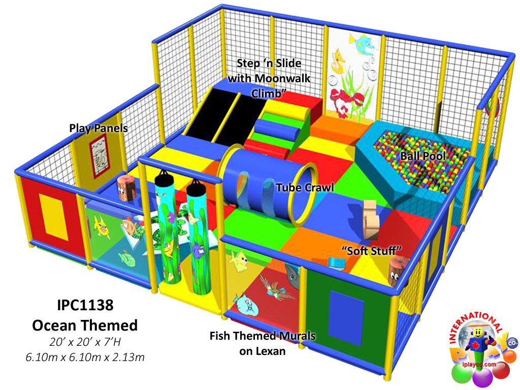 Luxury toddler Gym Set
