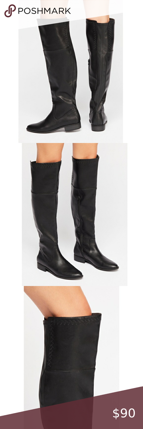 Free People Vegan Heights Tall Over