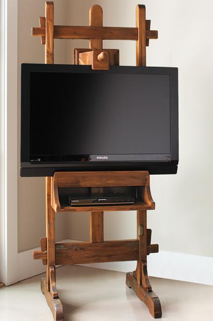 TV Easel For the Home Pinterest