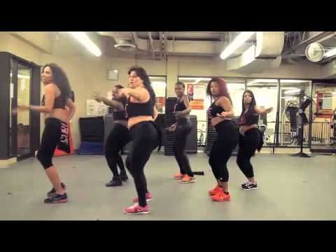 Zumba African Azonto Shake By Flavour Pretty Fun Easy Song And